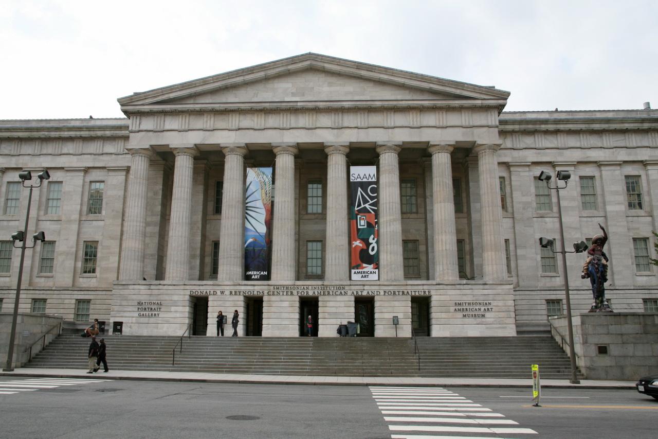 American Art Museum Dc