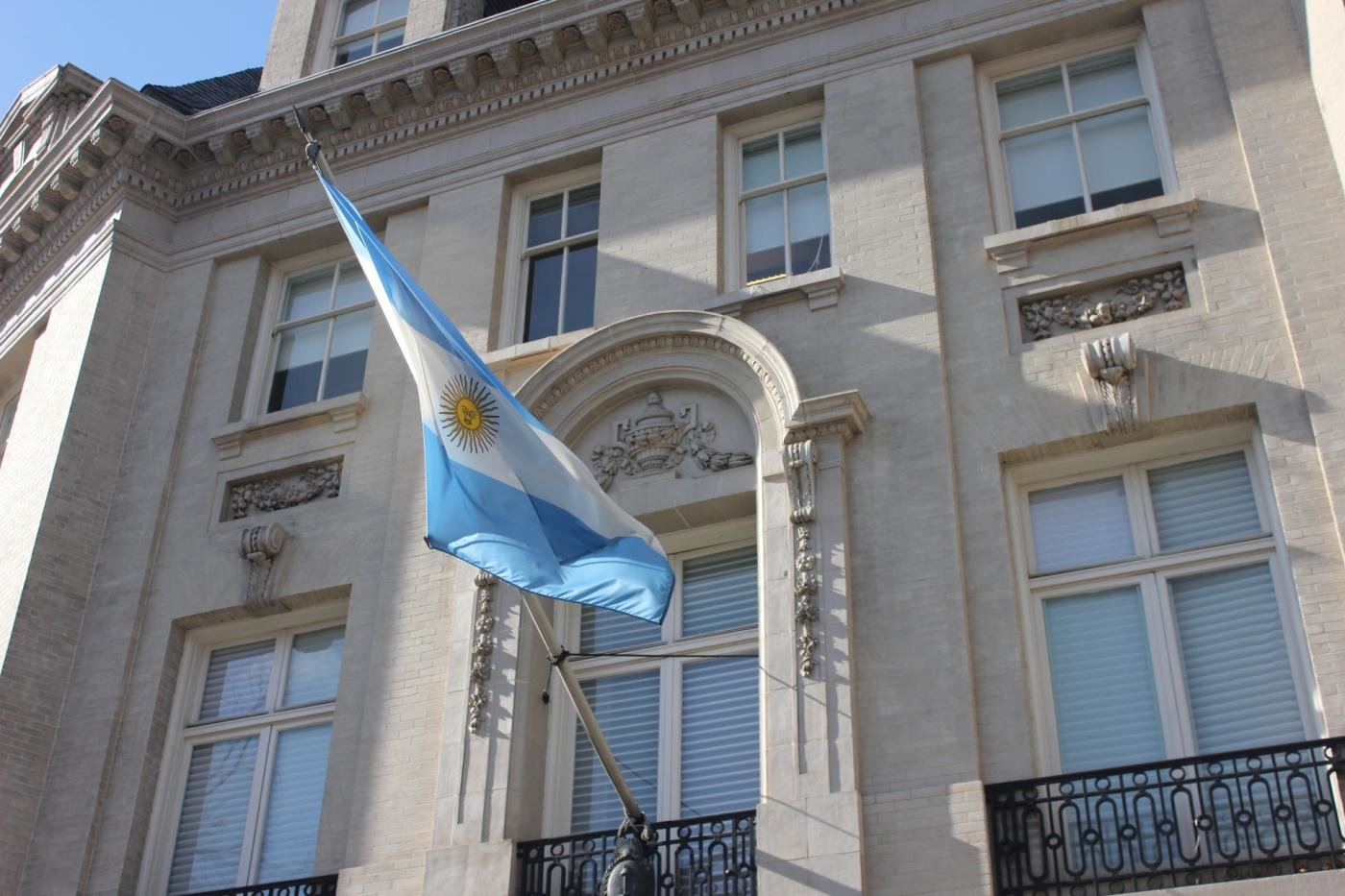 Embassy of Argentina in Washington DC