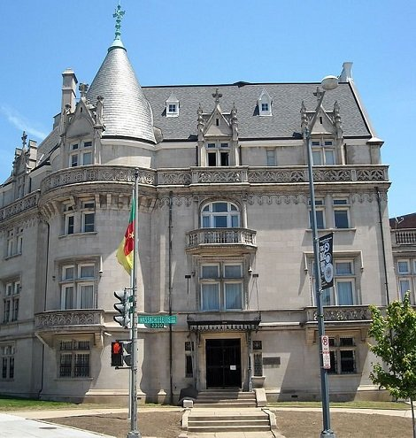 Embassy of Cameroon in Washington DC