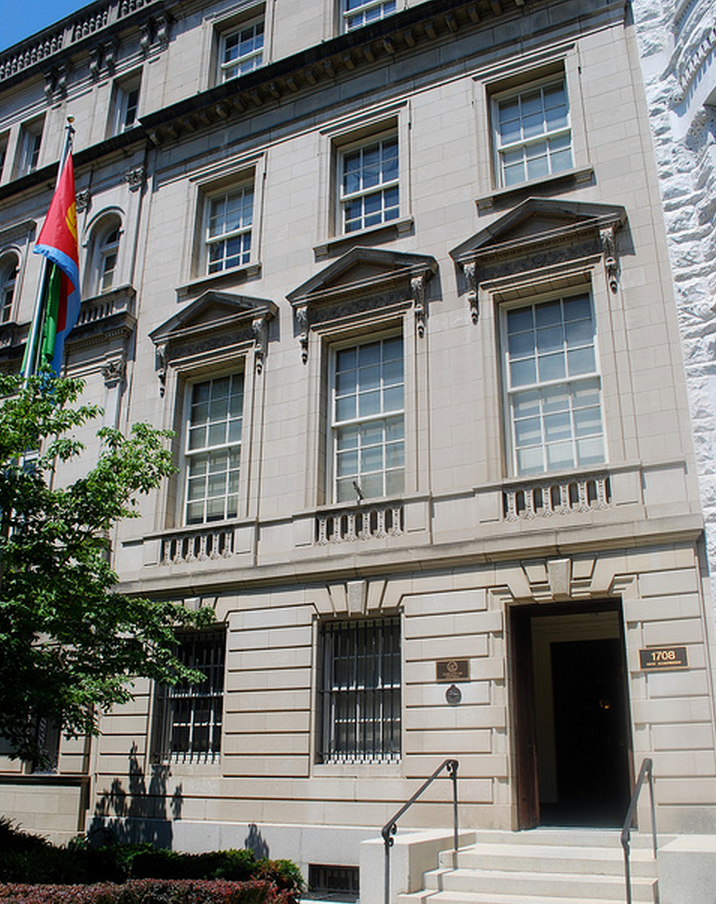 Embassy of Eritrea in Washington DC