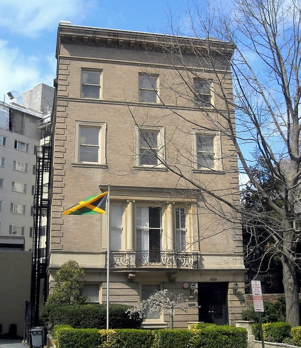 Embassy of Jamaica in Washington DC