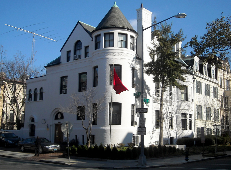 Embassy of Morocco in Washington DC