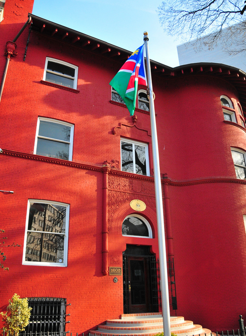 Embassy of Namibia in Washington DC