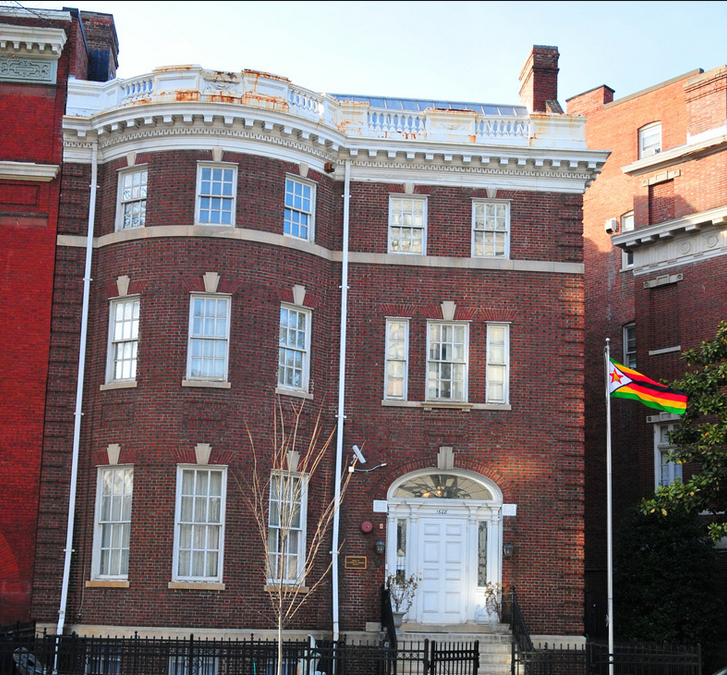 Embassy of Zimbabwe in Washington DC