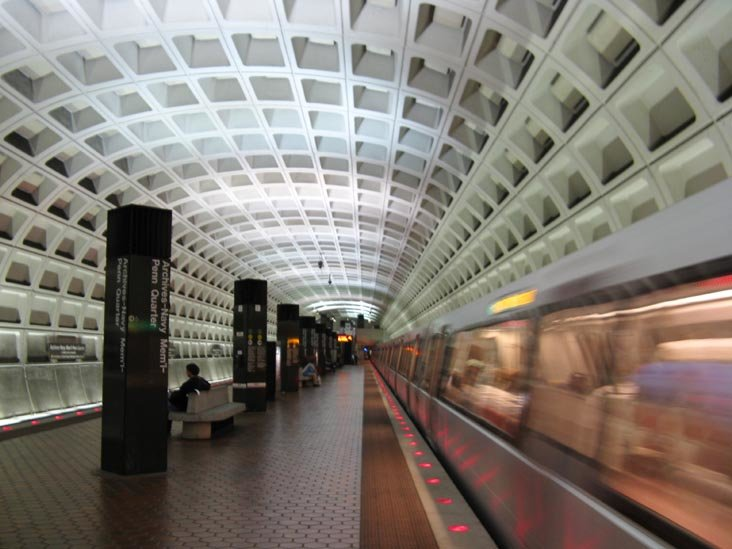 Image result for dc metro station
