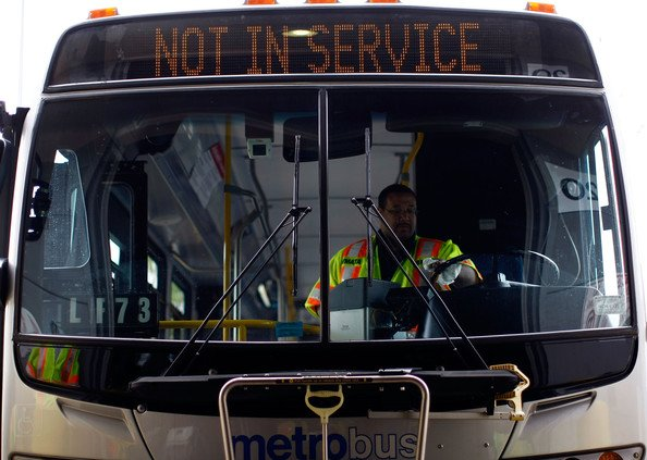 Metro Bus Driver - Washington DC