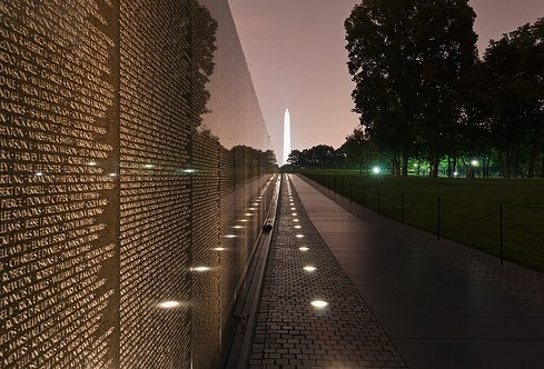 Vietnam Veterans Memorial - Washington DC