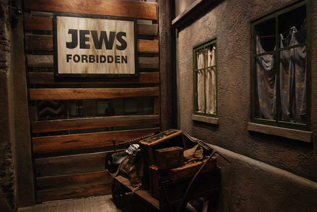 Holocaust Museum in Washington DC