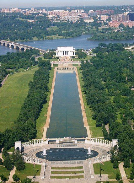 National Mall in Washington DC