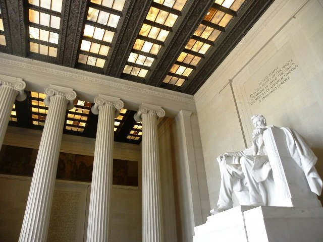 Washington DC tour - Lincoln Memorial