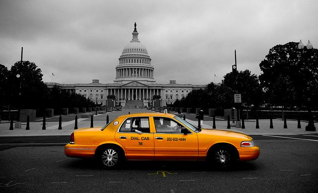 Washington DC Taxicab